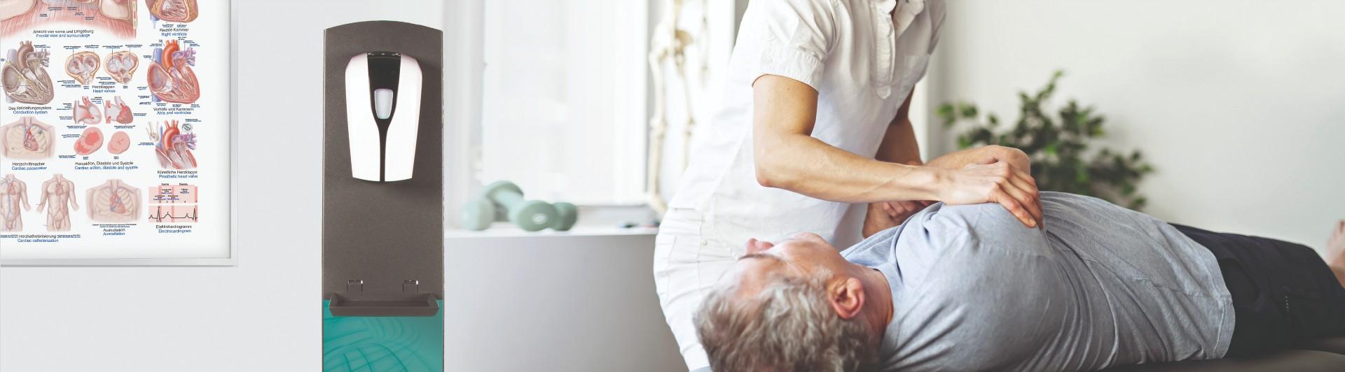 Physiotherapie-Bedarf